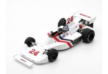 Spark Model 18S406 Hesketh 308 #24 'James Hunt' winner Dutch Grand Prix 1975