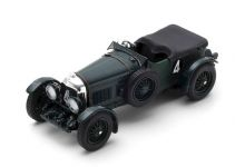 Spark Model 43LM30 Bentley Speed Six #4 'Wolf Barnato - Glen Kidston' winner Le Mans 1930