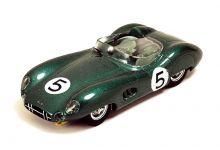 IXO Models LM1959 Aston Martin DBR1 #5 'Roy Salvadori - Carroll Shelby' 1st pl Le Mans 1959