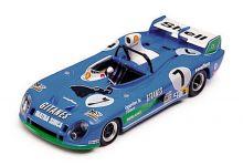 IXO Models LM1974 Matra 670B #7 'Henri Pescarolo - Gérard Larrousse' 1st pl. Le Mans 1974