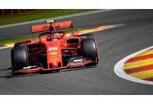 LookSmart Models LSF1023 Ferrari SF90 #16 'Charles Leclerc' Winner Belgian Grand Prix 2019