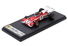 LookSmart Models LSRC015 Ferrari 312 B2 #7 'Mario Andretti' 4th pl Grand Prix of South Africa 1972