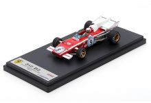 LookSmart Models LSRC016 Ferrari 312 B2 #9 'Clay Regazzoni' 4th pl GP of Argentina 1972