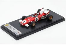 Looksmart Models LSRC028 Ferrari 312 B2 #5 'Mario Andretti' 4th pl German Grand Prix 1971