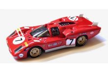 Marsh Models MM298B7 Ferrari 512 S #7 'Derek Bell - Ronnie Peterson' Le Mans 1970