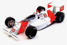 Replicarz R18031 Penske PC18 Marlboro #20 'Emerson Fittipaldi' winner Indy 500 1989