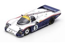 Spark Model S4088 Porsche 962 C #3 Rothmans 'Al Holbert - Ver Schuppan - John Watson' Le Mans 1985