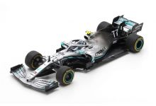 Spark Model S6072 Mercedes-AMG Petronas W10 #77 'Valtteri Bottas' Winner Grand Prix of Australia 2019