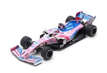 Spark Model S6086 SportPesa Racing Point F1 Team RP19 #18 'Lance Stroll' Chinese Grand Prix 2019