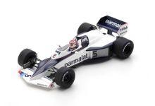 park Model S7104 Brabham BT52 #5 'Nelson Piquet' Winner Brazilian Grand Prix & F1 World Champion 1983