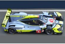 Spark Model S7903 ENSO CLM P1/01 - Gibson #4 ByKolles Racing Team 'Tom Dillmann - Oliver Webb - Paolo Ruberti' Le Mans 2019