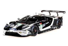 Top Speed TS0279 Ford GT Ford Chip Ganassi Team UK #66 'Stefan Mücke - Olivier Pla - Billy Johnson' 25th pl LM GTE-Pro Le Mans 2019