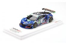 "TSM-Model TSM430385 Acura NSX GT3 #93 Michael Shank Racing ""Statue of Liberty"" 'Andy Lally - Katherine Legge' Class Winner IMSA Championship Watkins Glen 2017"