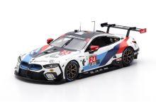 TSM-Models TSM430430 BMW M8 GTLM #24 BMW Team RLL John Edwards - Chaz Mostert - Alex Zanardi - Jesse Krohn' 24 hrs of Daytona 2019