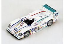 Spark Model 43LM05 Audi R8 Champion Racing #3 'JJ Lehto - Marco Werner - Tom Kristensen' winner Le Mans 2005