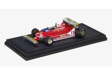 GP Replicas GP43-12A Ferrari 312 T4 #11 'Jody Scheckter' F1 World Champion 1979