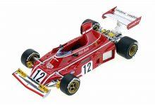 GP Replicas GP43-01A Ferrari 312 B3 #12 'Niki Lauda' F1 1974