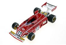GP Replicas GP43-01C Ferrari 312 B3 #12 'Niki Lauda' Spanish Grand Prix 1974 (Niki's First Win)