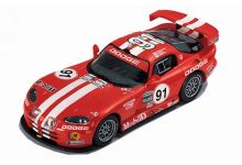 IXO Models GTM003 Dodge Viper GTS-R #91 'Karl Wendlinger - Dominique Dupuy - Olivier Beretta' winner 24 hrs of Daytona 2000