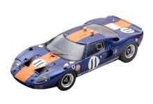 Spark Model S4541 Ford GT40 #11 'Jacky Ickx - Dick Thompson' 6th pl 24 hrs of Daytona 1967