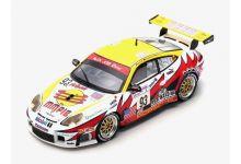 Spark Model S5527 Porsche 911 996 GT3 RS #93 Alex Job Racing 'Emmanuel Collard - Lucas Luhr - Sascha Maassen' Winner LM GT cl. Le Mans 2003