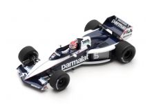Spark Model S7098 Brabham BT52 #5 'Nelson Piquet' Winner Italian GP & F1 World Champion 1983