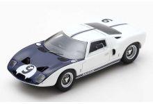 Spark Model S7953 Ford GT40 #9 'Jo Schlesser' Test April Le Mans 1964
