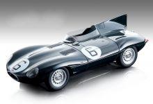 Tecnomodel TM18-157A Jaguar D-type #6 'Mike Hawthorne - Ivor Bueb' 1st pl Le Mans 1955