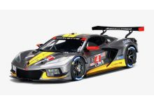 Top Speed TS0320 Chevrolet Corvette C8.R #4 'Marcel Fässler - Oliver Gavin - Tommy Milner' 36th pl IMSA 24 Hours of Daytona 2020