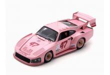 Spark Model US093 Porsche 935 M16 #47 ' Frank Rubino - Pepe Romero - Doc Bundy - Dale Whittington ' 11th pl 24hrs of Daytona 1983