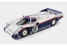 Spark Model 18LM87 Porsche 962C Rothmans #17 'Al Holbert - Derek Bell - Hans Stuck' winner Le Mans 1987