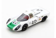 Spark Model 18SE68 Porsche 907 #49 'Hans Herrmann - Jo Siffert' 1st pl 12 hrs of Sebring 1968