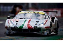 LookSmart Models LSLM124 Ferrari 488 GTE EVO #54 AF Corse 'Thomas Flohr - Giancarlo Fisichella - Francesco Castellacci' Le Mans 2021