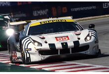 LookSmart Models LSLM125 Ferrari 488 GTE EVO #55 Spirit of Race 'Duncan Cameron - David Perel - Matthew Griffin' Le Mans 2021
