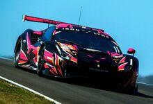 LookSmart Models LSLM132 Ferrari 488 GTE EVO #85 Iron Lynx 'Rahel Frey - Sarah Bovy - Michelle Gatting' Le Mans 2021
