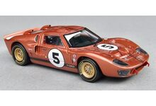 Marsh Models MM307B5 Ford GT40 MkII #5 'Mario Andretti - Richie Ginther' DNF Daytona 24hrs 1967