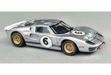 Marsh Models MM307B6 Ford GT40 MkII #6 'Denny Hulme - Lloyd Ruby' DNF Daytona 24hrs 1967