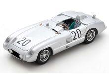 Spark Model S4734 Mercedes-Benz 300 SLR #20 'Pierre Levegh - John Fitch' Le Mans 1955