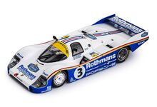 Slot.It SICW24 Porsche 962C Rothmans #17 'Al Holbert - Hurley Heywood - Vern Schuppan' winner Le Mans 1983