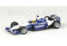 Minichamps 400010025 Williams BMW FW23 #5 'Ralf Schumacher' winner Grand Prix San Marino 2001