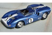 "Marsh Models MM152B1 Mecom Hussein #1 ""A. J. Foyt"" 2nd pl Govenor's Trophy Race Nassau 1964"