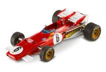 Mattel Elite T6285 Ferrari 312B 'Mario Andretti' 12th pl GP of South Africa 1971