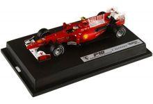 Mattel T6289 Ferrari F10 #8 'Fernando Alonso' 1st pl. Grand Prix of Bahrain 2010