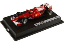 Mattel T6290 Ferrari F10 'Felipe Massa' #7 2nd pl Grand Prix of Bahrain 2010