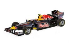 Minichamps 410110002 Red Bull Racing Renault RB7 #2 'Mark Webber' F1 2011