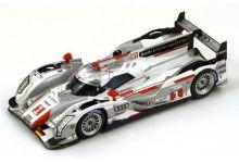Spark Model 43LM12 Audi R18 e-tron quattro #1 Audi Sport Team Joest 'Marcel Fassler – André Lotterer – Benoît Treluyer' Winner Le Mans 2012