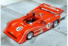 "Marsh Models MM120 Alfa Romeo 33 Otto Zipper #33 ""Milt Minter"" Can Am 1973"