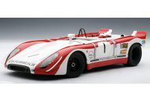 Auto Art 86971 Porsche 908/02 #1 'Brian Redman - Jo Siffert' winner Watkins Glen 1969