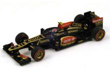 Spark Model S3072 Lotus E21 #8 'Romain Grosjean' 2nd pl USGP 2013