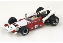 "Spark Model S3127 McLaren M7A #10 ""Vic Elford"" 5th pl French Grand Prix 1969"